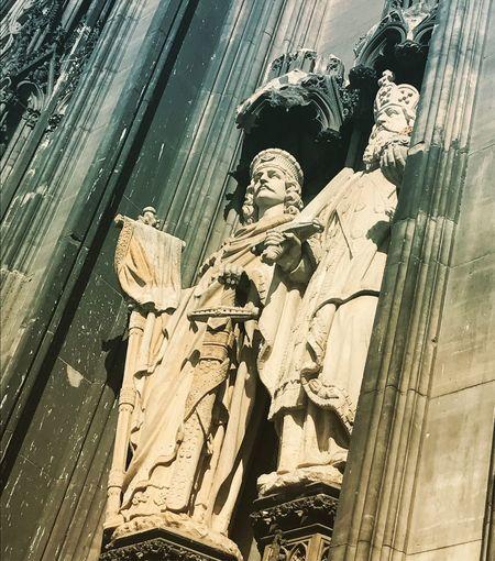 Dom Köln Cologne Kirche KölleAlaaf Kölnerdom Men Heilig Statue Hbf Gay Historisch Schön Beautiful Swag Wochenende