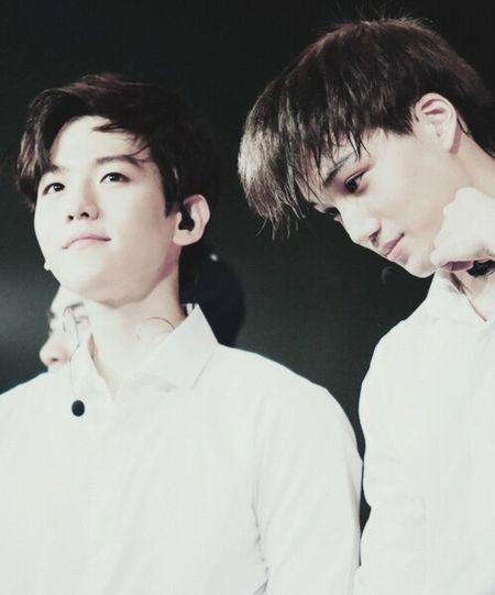 EXO. Kai & Baekyun