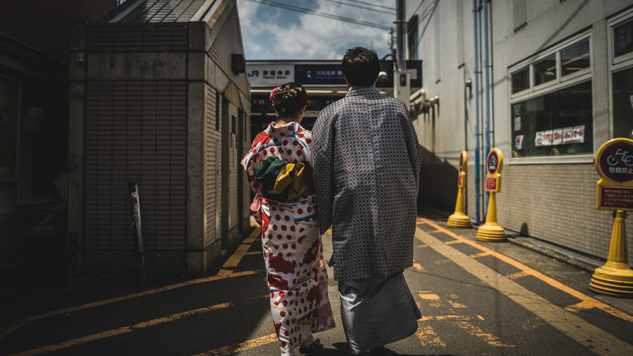 Couple Japan