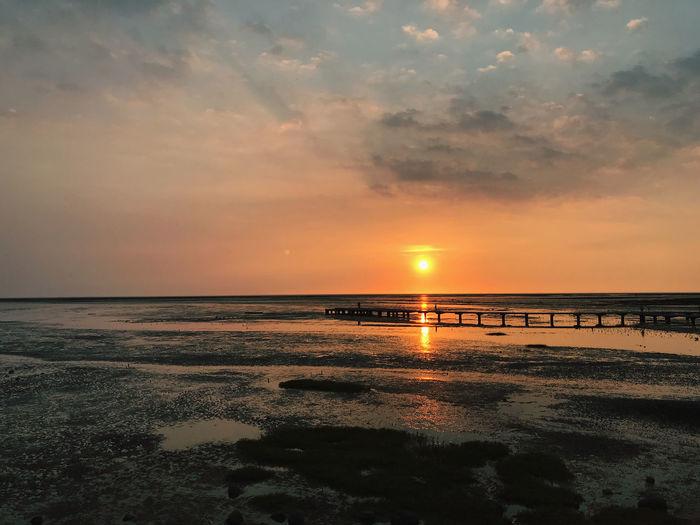 Sunset IPhone 7