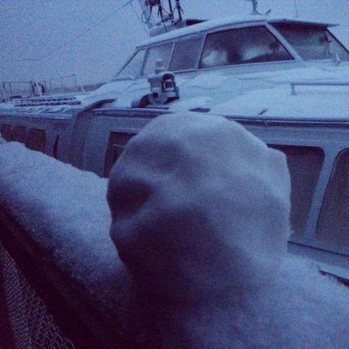 Ну вот и снег в Приполярном