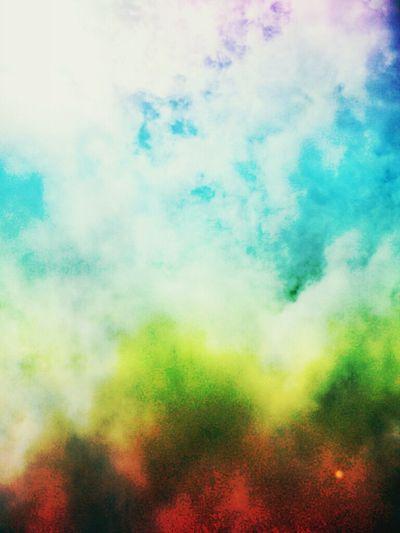 Clouds Colors Skyporn