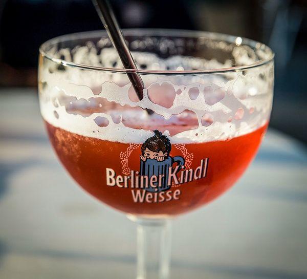 Liquid Lunch Weissbier Weisse Mit Schuss Beertime Beer