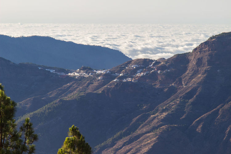 Beautiful Nature Canary Islands Gran Canaria Gran Canary Island Nature Perspectives On Nature Above The Clouds Landscape Landscapes View From Above