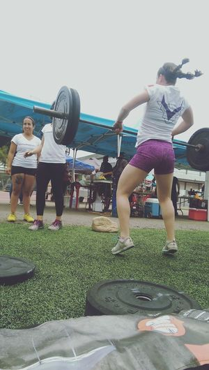 Crossfit Girlslifttoo Crossfit Girl Girlswithmuscles