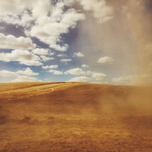 Dust Palouse  Harvest Summer Potlatch Idaho Farm Life Farm Farming