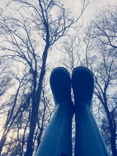 Blue boot series Boots Blue Boots whe Where I Live Where These Boots Have Been