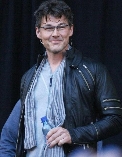 I💜💜💜Morten😍I have been watching him for 30 years🤣🤣 Waist Up Eyeglasses  One Person Adults Only Indoors  Only Men One Man Only People Adult Portrait Performance Stage - Performance Space Night Hello World EyeEm Gallery Love Mortenharket EyeEm Best Shots Japan Fukuoka Moon 1月 Iphone7 Behappy A-ha