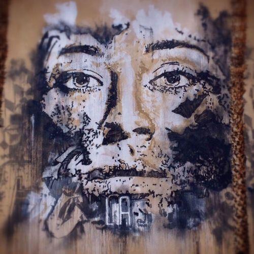 Street Art/Graffiti Fremont Lasvegas Light And Shadow