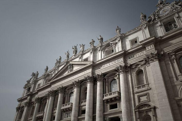 Taking Photos Hello World Enjoying Life Check This Out Vatikan Rome