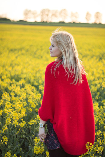 In my supergirl