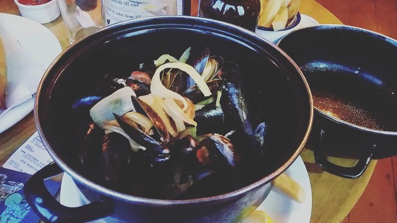 Mussels Seafoods Seafood London Ealing Ealingparktavern Dinner Healthyfood Sea Food
