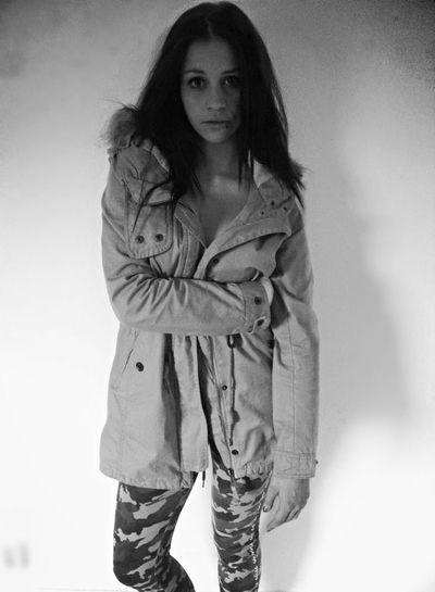 Taking Photo Me Army Style Model Type #eyeemgir