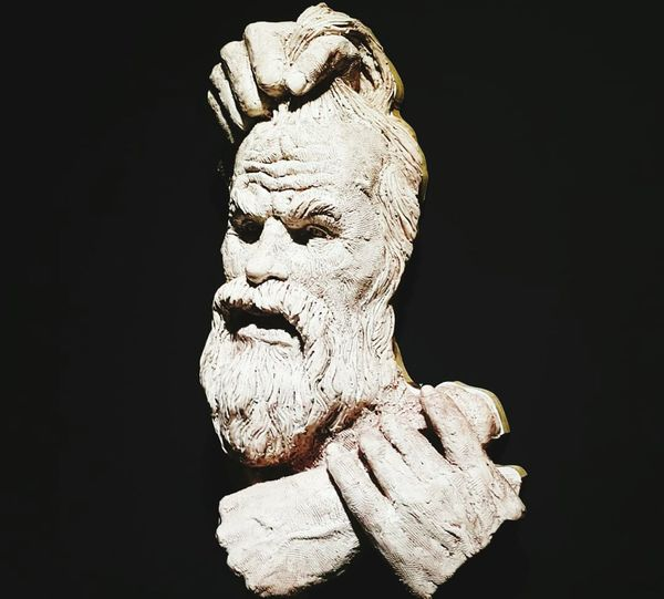 Truva Konstantinopolis Balck And White Arts Culture And Entertainment History Museum  Historical Place Black Background Sculpture Statue Ancient Art And Craft History Close-up