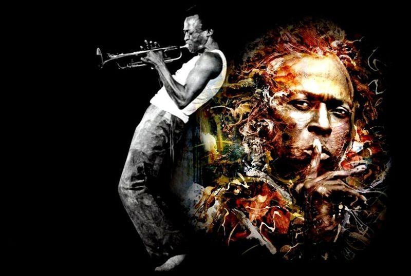 Blues Jazz Jazz Music Jazz Musicians Miles Davis Miles Davis Poster Musician