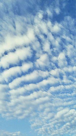 雲影如棉☁Sky Cloud