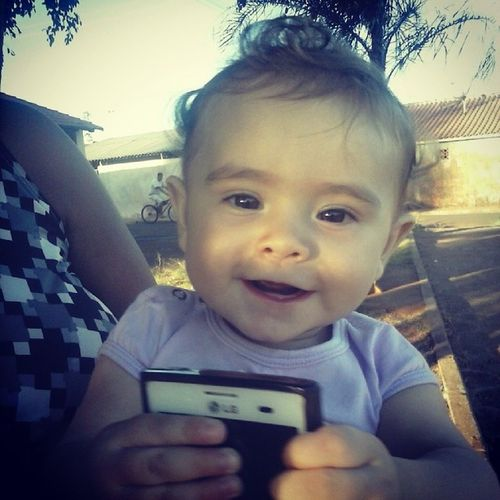 Princess Beautiful Mother Love instababy <3