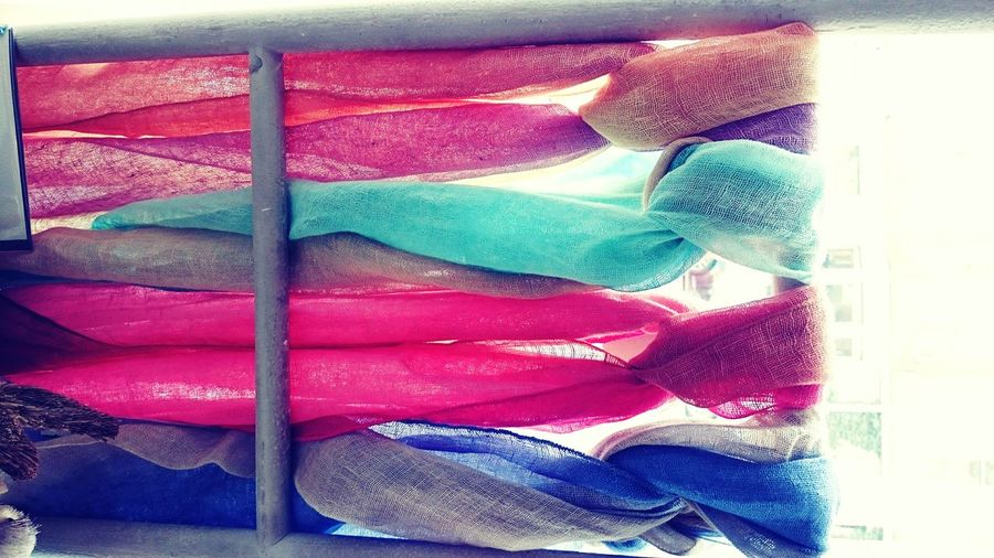 Scarfs of Colours