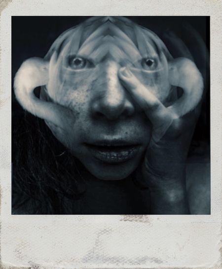 Open The Gates Of Your Mind Mystères Des Femmes Aliens? What Aliens Don't Make Me Laugh! Type Faces Demolition Stories Photographic Approximation Facial Experiments Surrealism