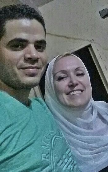 Eyeem People People Photography Me And My Love Me And My Husband Me Together With My Husband Egyptians Me With Beautiful Husband Me With The Love Of My Life Couple Lovers
