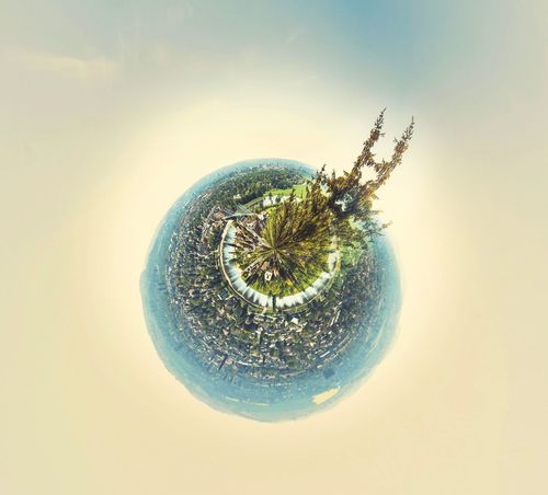 Little Planet Little Planet Close-up Sphere No People Indoors  Studio Shot Insect Invertebrate Adventures In The City