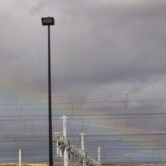 En ruta. Larioja Skylovers Clouds Rain turismo travel rainbow