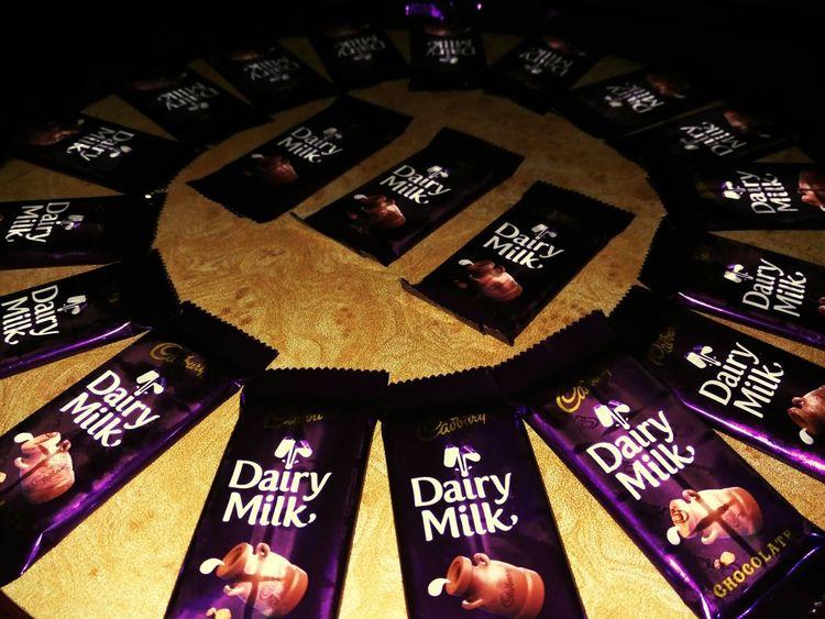 Dairymilk Chocolate Happiness😊