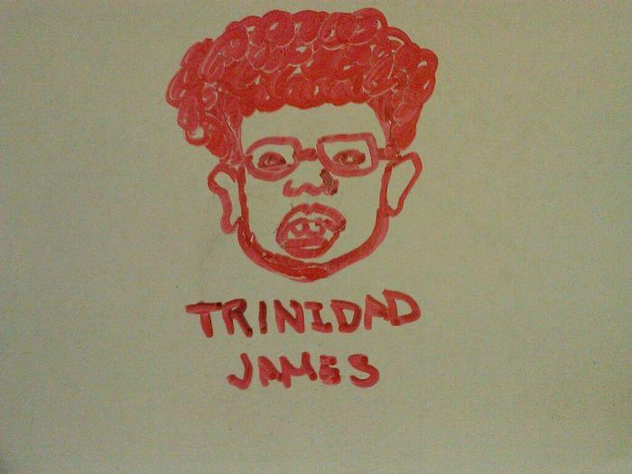 College hour break Drawing Trinidad James Saga That Lab Saga Records  Def Jam Hour Break Kemi Skillz KemiSkillz