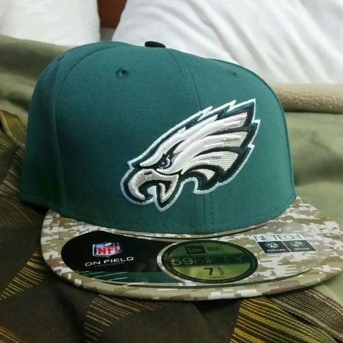 Gotta get my hat game back up Philadelphia Eagles
