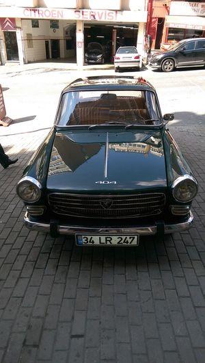 Peugeot404 Retro Car
