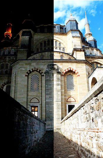 Selimiyecamii Edirne Dayandnight