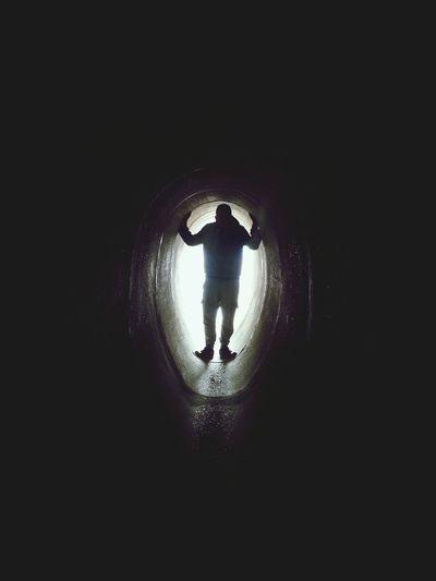 Tunels Light Exit Amazing Dreamscape