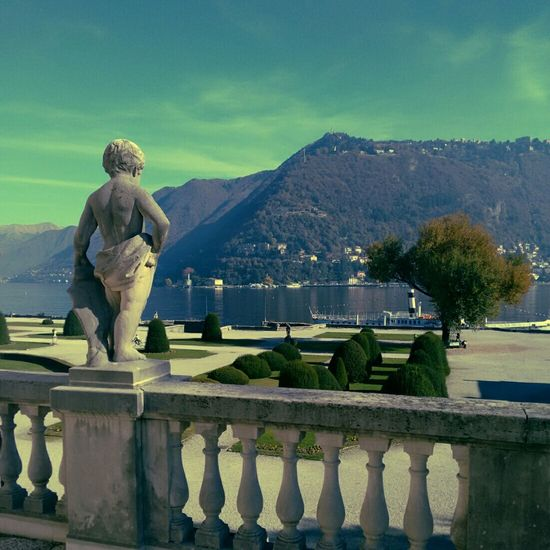 Lake Como Comolake Como Lake View