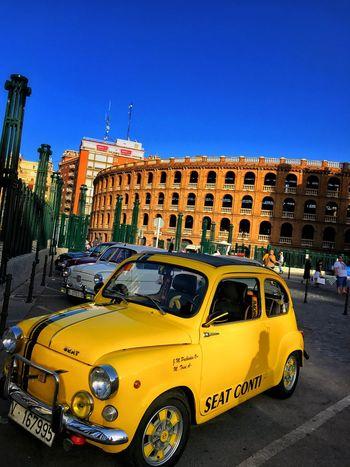 Seat 600 Vintage Cars