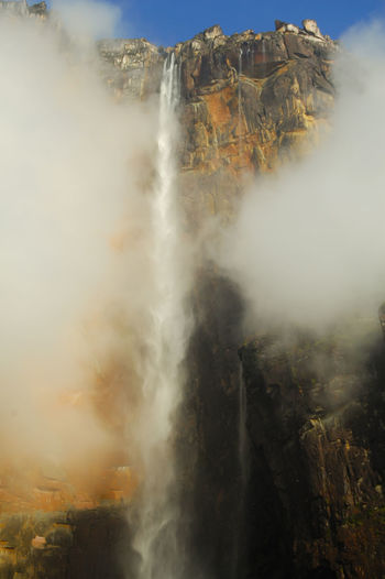 Angel Falls Angel Falls Venezuela Falls Nature Waterfall