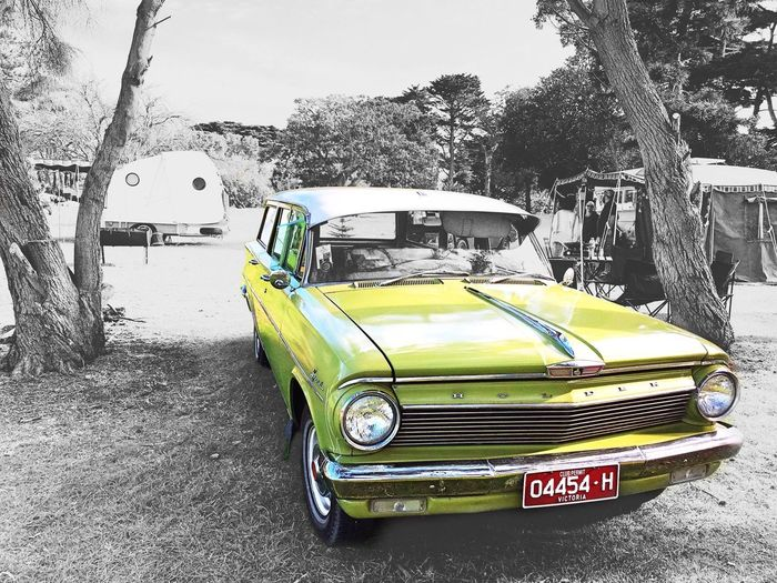 Holden Vintage Cars Churchillisland Green First Eyeem Photo