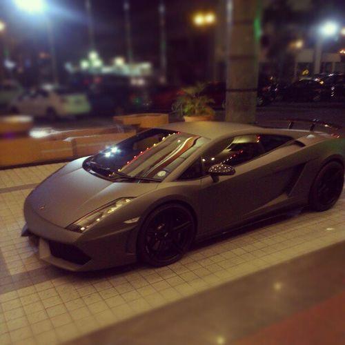 Matte Mobil. Lamborghini Flatcars Supercars Thingsisee