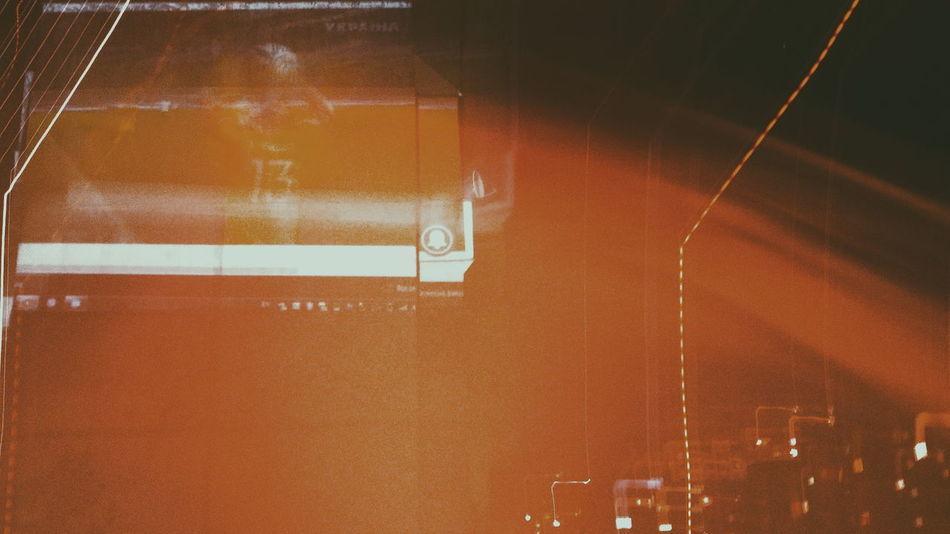 Photographer's mistake Illuminated Outdoors Night Football Projector Mistake MistAke_Arts Camera Shake