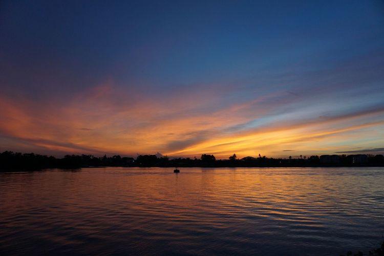 Sunset Terengganu Kualaterengganu