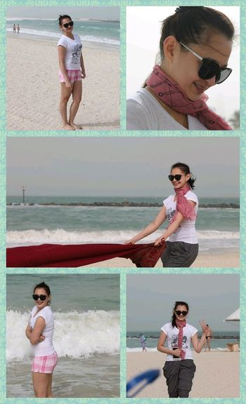 i'm not sexy but I'm fit and healthy.. ☺???♊ Beachlover Enjoying The Sun Playinglikeachild Feelingsexyandfree