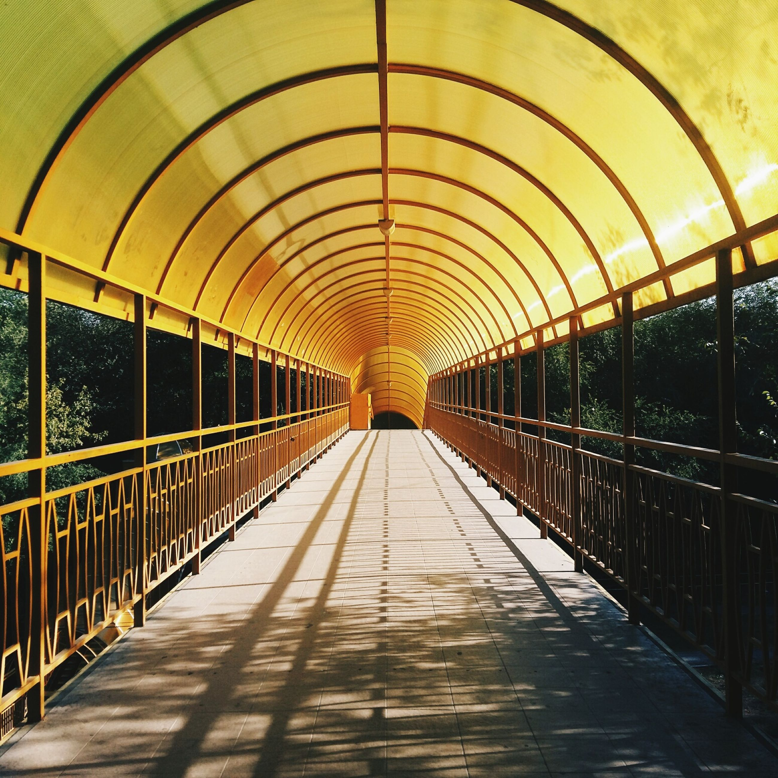 architecture, built structure, arch, the way forward, indoors, no people, day, nature, elevated walkway