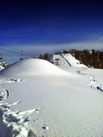 Buon anno Snow Snowboarding Winter White By CanvasPop Mountain