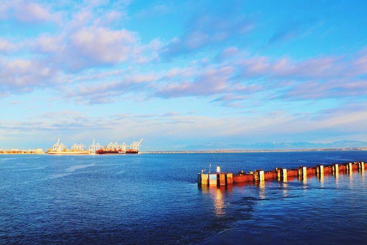 Victoria Sea Water Transportation Cloud - Sky Sky Outdoors