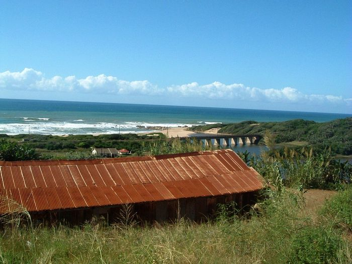 Umtentweni Rail Bridge, South Coast ~ Africa Beauty In Nature Cloud - Sky Day Horizon Over Water Inlet Nature No People Outdoors Railroad Bridge Rusted Scenics Sea Seaview Shed Sky South Coast Tin Roof Umtentweni Water
