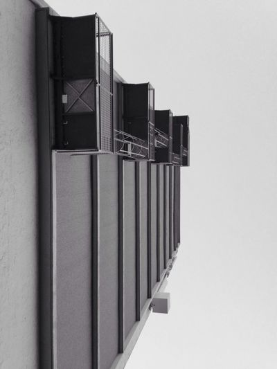 Architecture Office Building No People Blackandwhite Building Exterior Modern