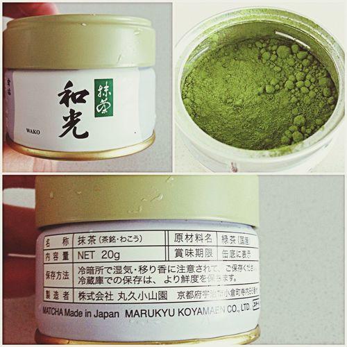 Matcha Green Tea Super Healthy Made In Japan ?