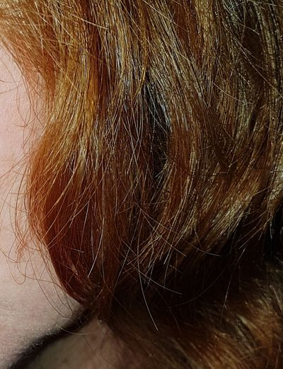 Close-up Backgrounds One Woman Only One Person Headshot Redheadedme Redheads  Redhead Tones And Shades RedHeadBeauty Redheadlife Human Hair Hair Close Up Selfıe Like To Remain Hidden