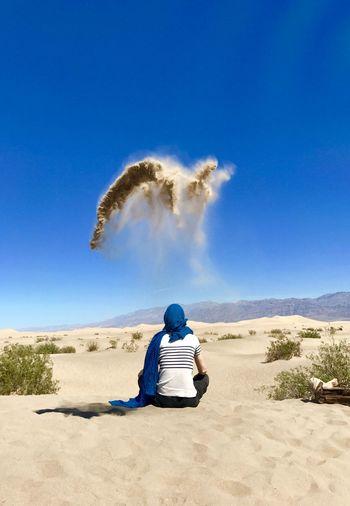 Art and desert