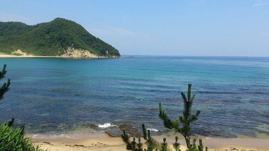 Nihonkai Kyoto Sea Water Beauty In Nature Scenics - Nature Sky Horizon Over Water Beach