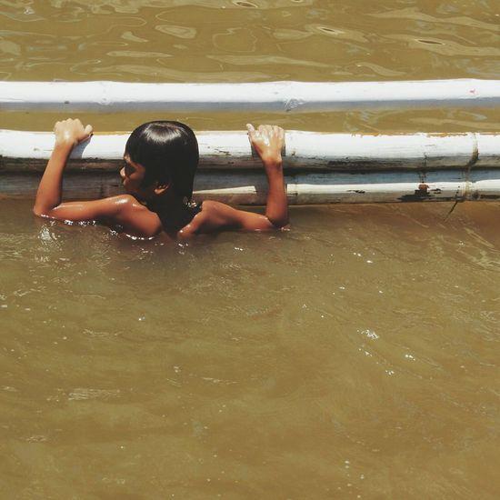 Calaguasislands People Philippines Summer